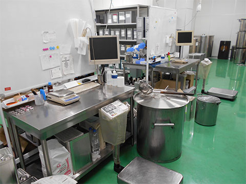 橋本工場の特徴